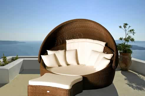 Merane outdoor furniture from cosh outdoor living for Outdoor living furniture