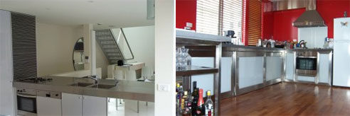 Stainless steel commercial kitchens melbourne from hi tech for Kitchen design jobs melbourne
