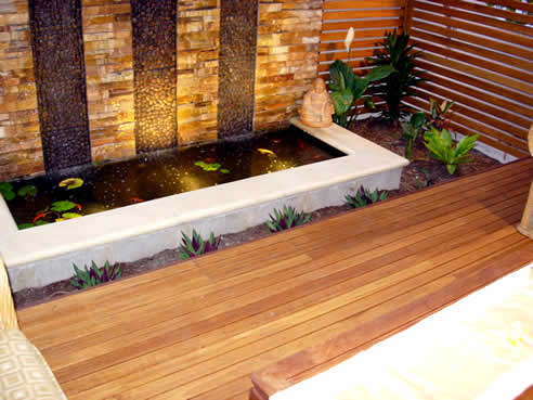 Mixed Hardwood Decking From Wood Floor Solutions Spring Has Sprung