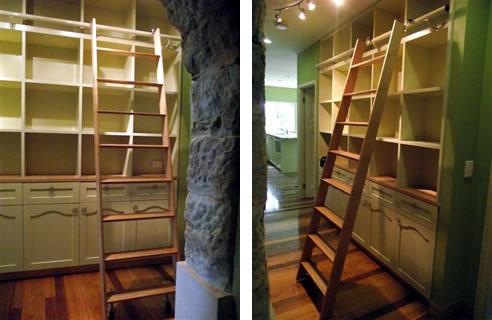 Ladders For High Bookshelves