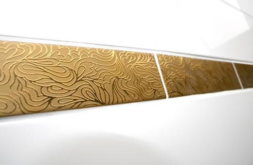 Border Tiles In Glass Ceramic And Stone From Dune Australia