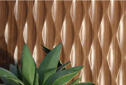 Decorative wall panelling timber finishes by 3d wall panels