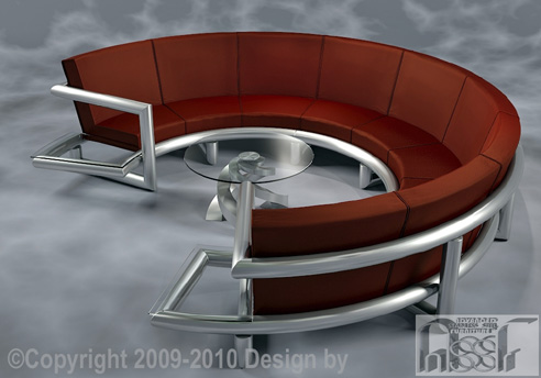 Stainless Steel Lounge Suite From Advanced Stainless Steel