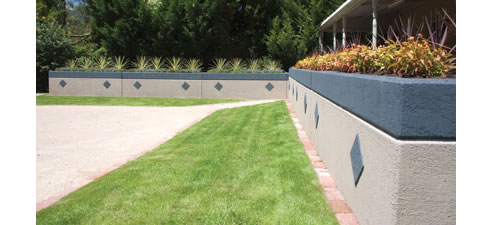 Water Tank Retaining Wall Video From Landscape Tanks