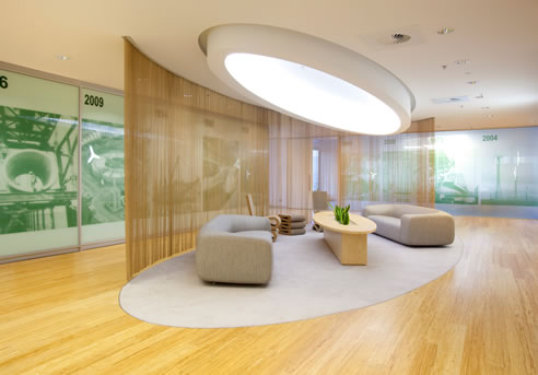 Style Bamboo Flooring In Uber Cool Design