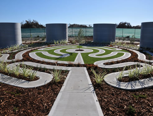 Synthetic grass perth for landscaping from tigerturf australia for Landscape design perth wa