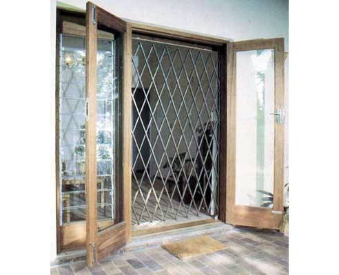 sc 1 st  Spec-Net & Expanding Security Doors by The Australian Trellis Door Company