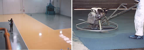industrial floor surfacing