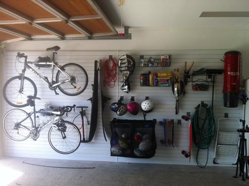 Storewall Heavy Duty Wall Panels From Garageworks
