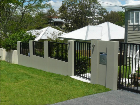 Residential And Commercial Boundary Walls Modular Walls