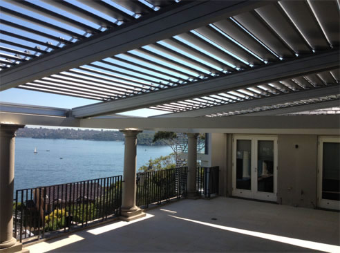 Outdoor Retractable Roof Systems Sydney Sunscreens