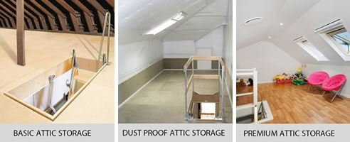 attic storage & Attic Storage Video with Shaynna Blaze | Attic Group