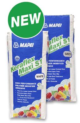 Polymer Modified Tile Adhesive Mapei