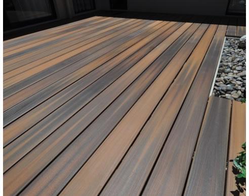Ipe composite decking board nexgen composite decking for Composite timber decking