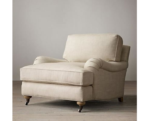 modern classic sofa chair