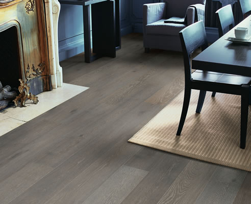 grey timber laminate floor