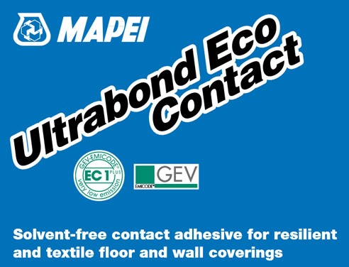 Contact Adhesive for Flooring and Wall Coverings | Mapei