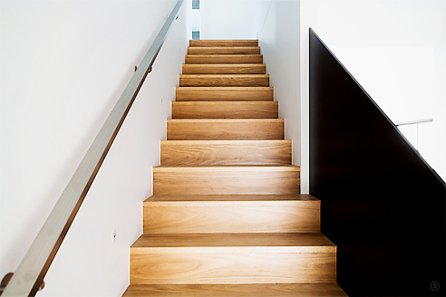 Elegant Stairs by S&A Stairs
