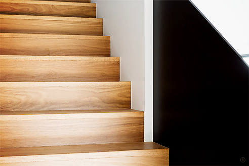 Timber Stairs by S&A Stairs