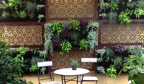 Decorative Garden Screens For Landscape Businesses Qaq