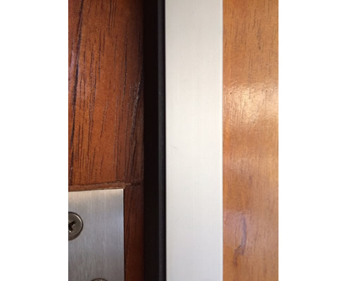 acoustic door seal