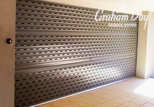 Roller Doors From Graham Day Doors