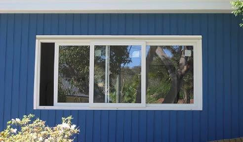 Sliding Double Glazed Window
