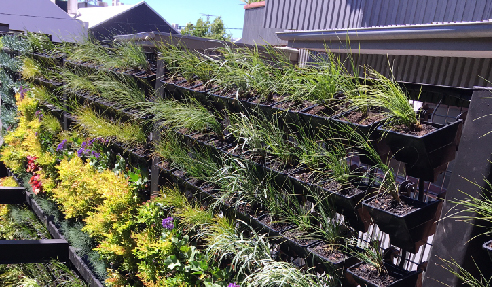 KHD Landscape Engineering Solutions Green Wall