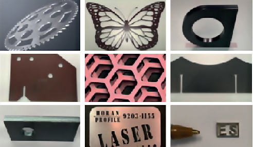 Laser Cutting of Sheet and Plate