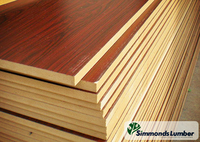 FSC Certified MDF Panels - DesignPanel from Simmonds Lumber