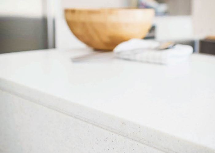 Versatile Solid Surfaces for Residential - Evostone from Nover