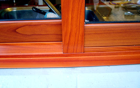 A Decowood Timber Window Finish For Windows And Doors