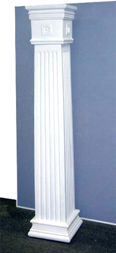 Ezy Build Facades Decorative Lightweight Columns Gives Us