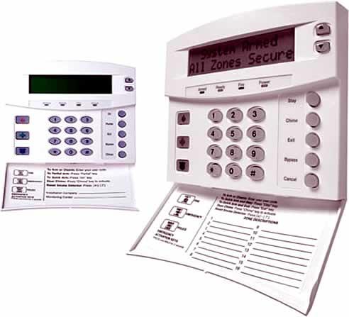 nx 148e lcd alarm keypad by direct alarm supplies rh spec net com au Alarm Programming Manuals Brinks Alarm Manual