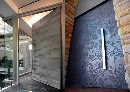 & Axolotl Group custom entrance doorways