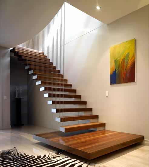 Cantilevered Staircases By SampA Stairs