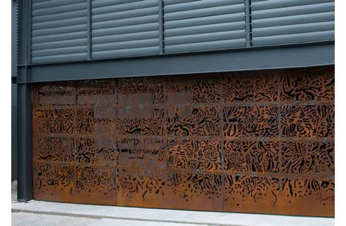 Designer Garage Doors From Graham Day Doors Interesting Designer Garage Door