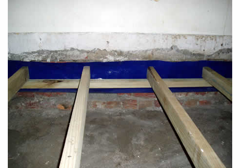 Concrete Polished Floor: Polished Concrete Floor Over Wood Subfloor