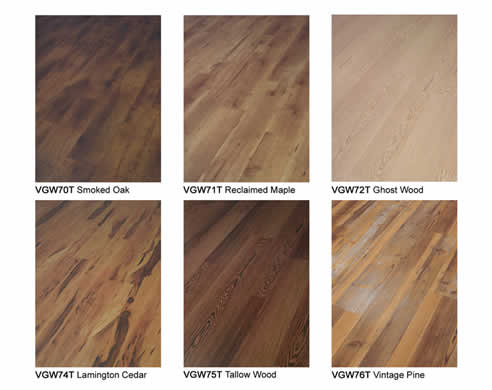 New Colour Range Of Van Gogh Flooring From Karndean