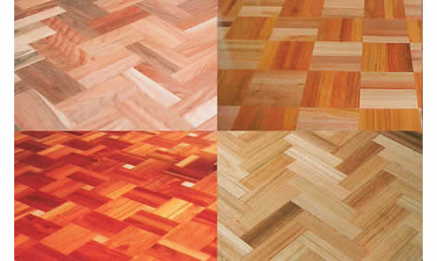 Solid Timber Parquetry Floors From Mountain Timber Products