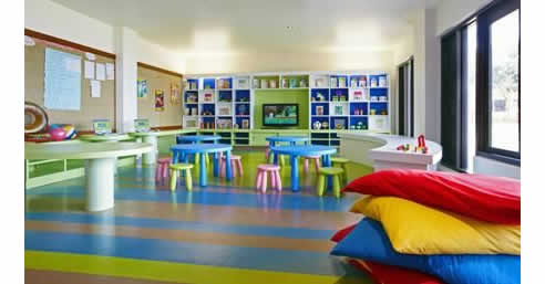 Safe Indoor Flooring For Kids Play Areas From Safety Flooring