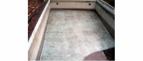 Swimming pool conversion to underground water tank in - Convert swimming pool to rainwater tank ...