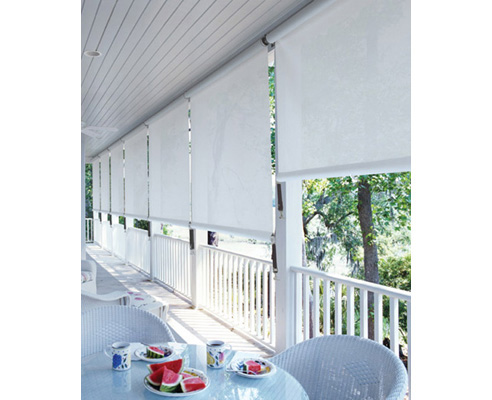 Straight Drop Awnings From Blind Elegance