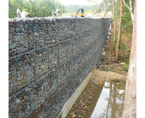 Gabion Retaining Walls Queensland from Concrib