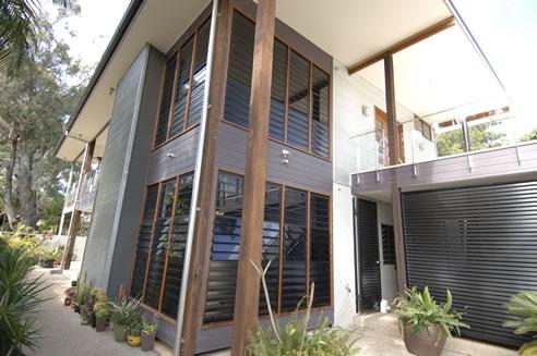 Facade House Modern Simple
