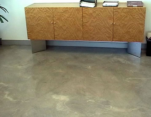 Eco Friendly Polished Concrete Epoxy Coatings From Sexy Floors