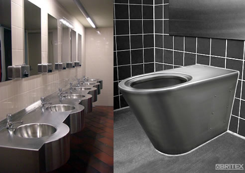 Stainless Steel Bathroom Products Melbourne Britex