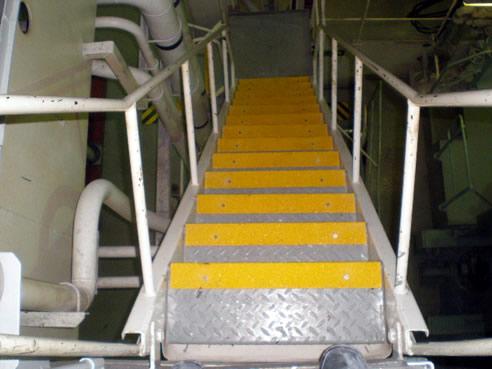 Fibreglass Stair Nosings And Stair Edge Strips Floor N