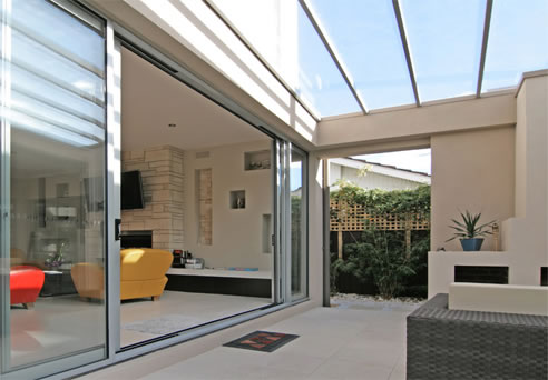stacker sliding doors & Stacker Sliding Doors Rylock Windows u0026 Doors Dingley Village VIC 3172