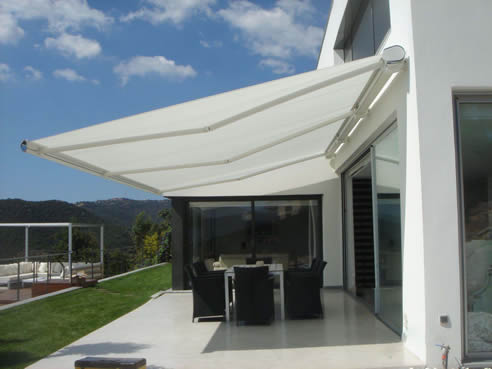 6000 Uber Cocoon Full Awnings From Markilux Australia